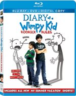 Diary of a Wimpy Kid: Rodrick Rules Blu-ray Review