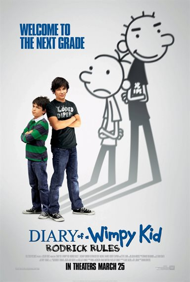 Diary of a Wimpy Kid: Rodrick Rules © 20th Century Fox. All Rights Reserved.