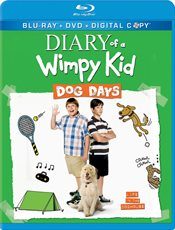 Diary of a Wimpy Kid: Dog Days Blu-ray Review