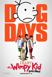 Diary of a Wimpy Kid: Dog Days Theatrical Review
