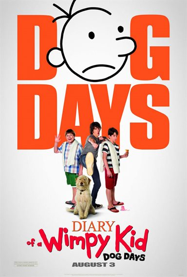 Diary of a Wimpy Kid: Dog Days © 20th Century Fox. All Rights Reserved.