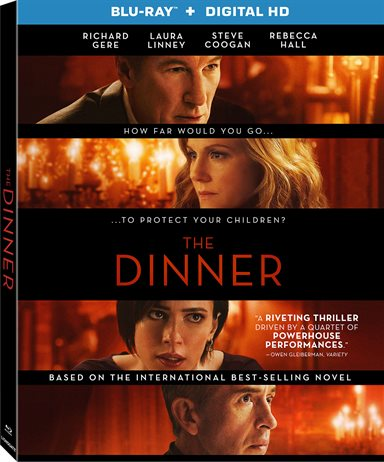 The Dinner Blu-ray Review