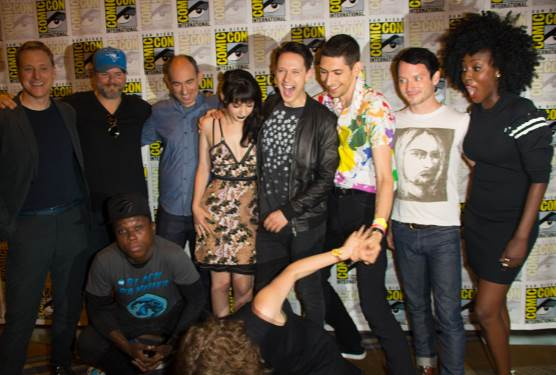 Dirk Gently's Holistic Detective Agency Gives FlickDirect The Inside Scoop on It's Second Season