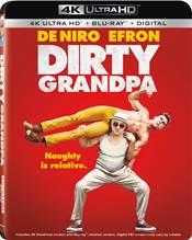Dirty Grandpa 4K Ultra HD Review