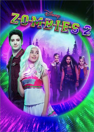 Disney's Zombies 2 DVD Review