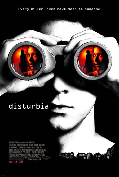 Disturbia © DreamWorks Studios. All Rights Reserved.