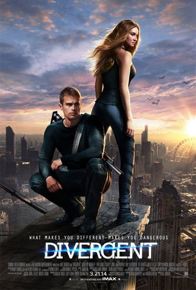 Divergent © Summit Entertainment. All Rights Reserved.