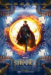 Doctor Strange Theatrical Review