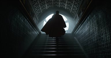 Doctor Strange © Walt Disney Pictures. All Rights Reserved.