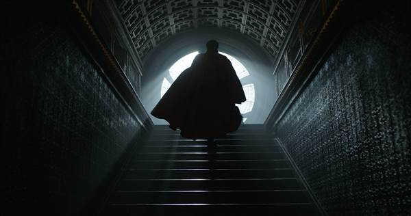 Doctor Strange © Walt Disney Pictures. All Rights Reserved.