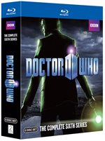 Doctor Who Blu-ray Review