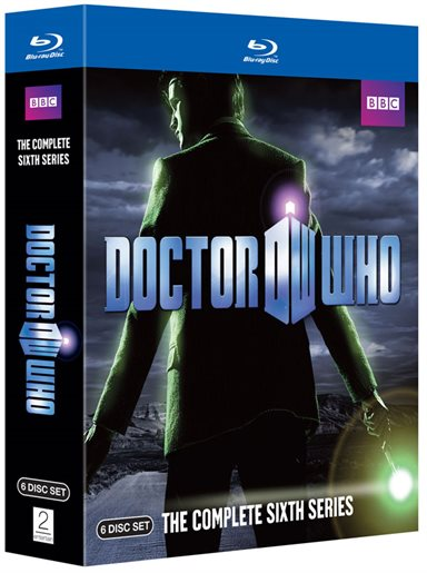 Doctor Who: The Complete Sixth Series Blu-ray Review