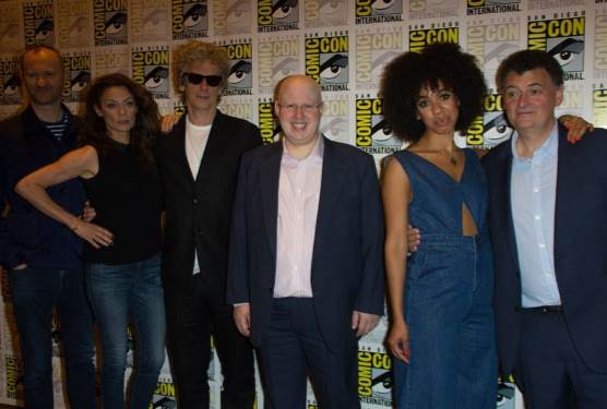 BBC America's Doctor Who Cast Talks To FlickDirect During Comic Con 2017