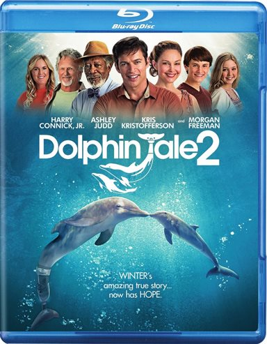 Dolphin Tale 2 Blu-ray Review