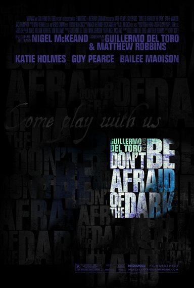 Don't Be Afraid of The Dark Theatrical Review