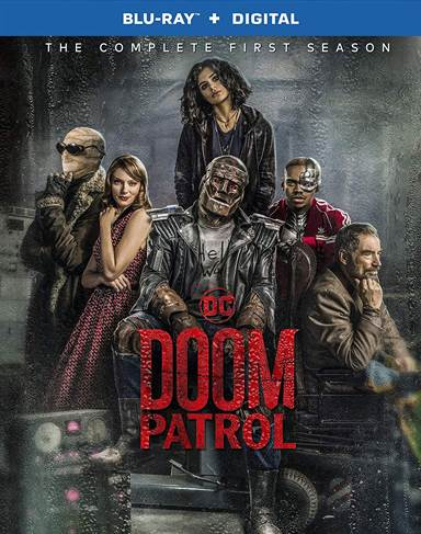 Doom Patrol: The Complete First Season Blu-ray Review