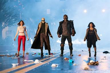 Doom Patrol © Warner Bros.. All Rights Reserved.