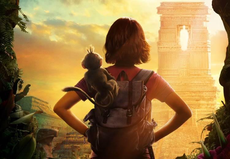 Movie Database Dora And The Lost City of Gold
