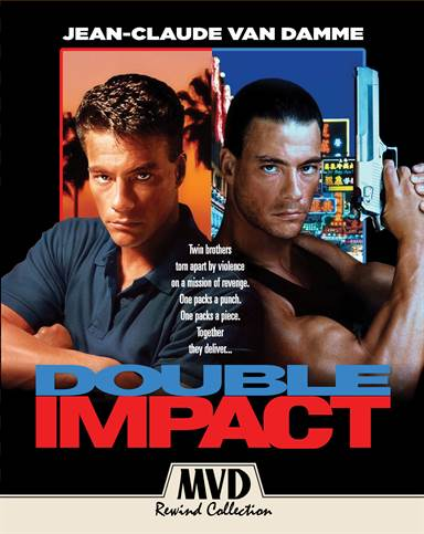 Double Impact Blu-ray Review