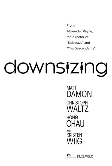 Downsizing © Paramount Pictures. All Rights Reserved.