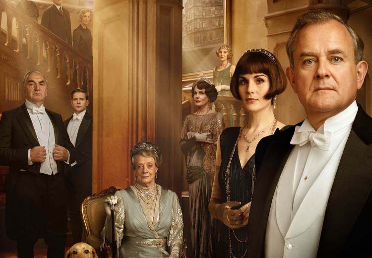 Movie Database Downton Abbey