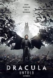 Dracula Untold Theatrical Review