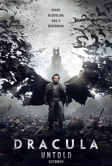 Dracula Untold © Universal Pictures. All Rights Reserved.