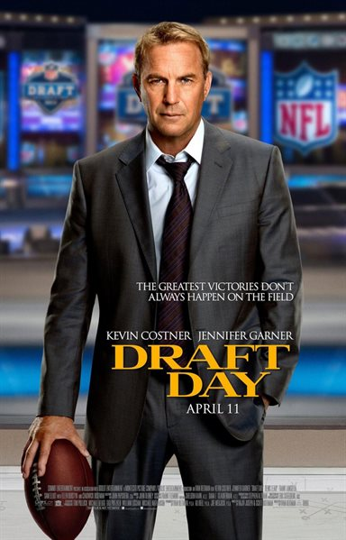 Draft Day Theatrical Review