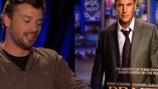 Tom Welling Interview
