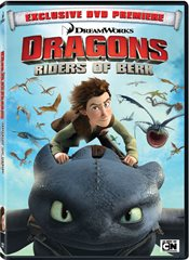 Dragons: Riders of Berk DVD Review