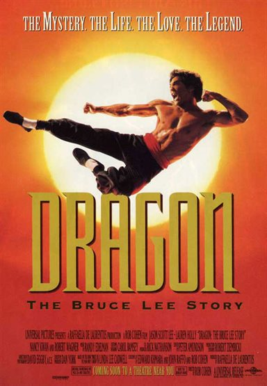 Dragon: The Bruce Lee Story © Universal Pictures. All Rights Reserved.