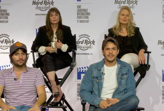 Off-The-Cuff Interview With The Cast of Robert Schwartzman's Dreamland During FLIFF 2016