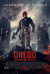 Dredd Theatrical Review