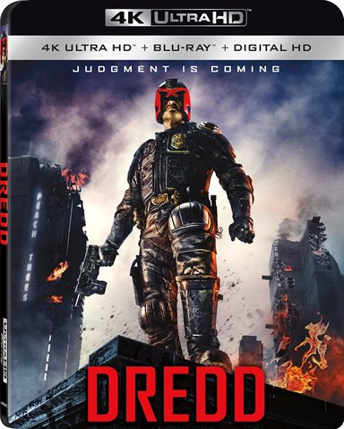 Dredd 4K Ultra HD Review