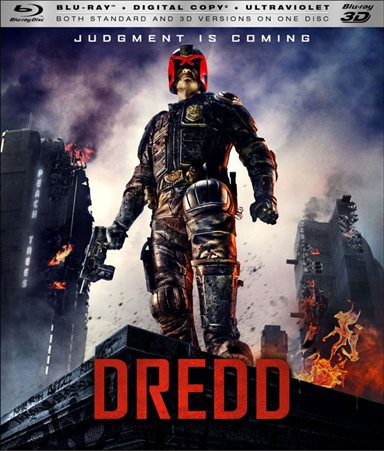 Dredd 3D Blu-ray Review