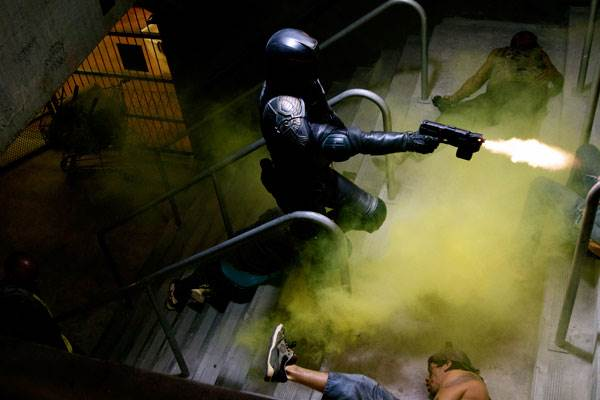 Dredd © Lionsgate. All Rights Reserved.