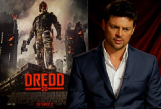 Karl Urban Discusses Judge Dredd