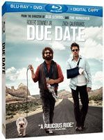 Due Date Blu-ray Review