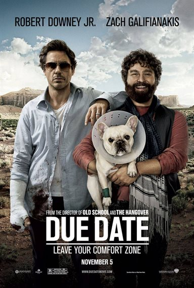 Due Date Theatrical Review