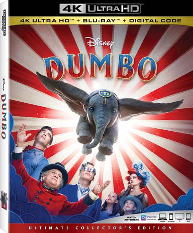 Dumbo 4K Ultra HD Review