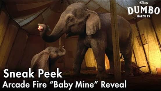 "Arcade Fire ""Baby Mine"" Reveal"