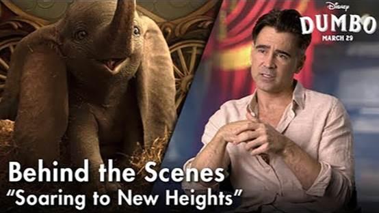 Behind The Scenes of Disney's Dumbo