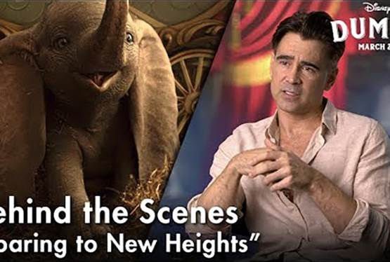 Behind The Scenes of Disney's Dumbo
