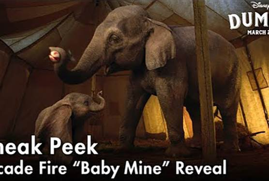 "Arcade Fire ""Baby Mine"" Reveal"