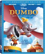 Dumbo Blu-ray Review