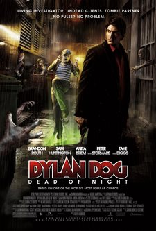 Dylan Dog: Dead of Night Theatrical Review