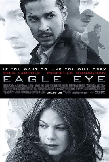Eagle Eye Theatrical Review