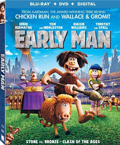 Early Man Blu-ray Review