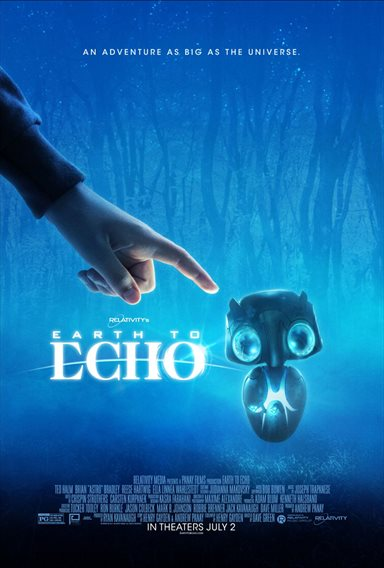Earth To Echo Theatrical Review