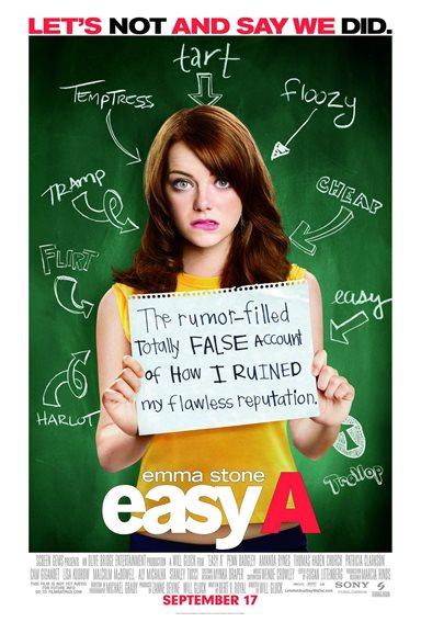 Easy A © Screen Gems. All Rights Reserved.